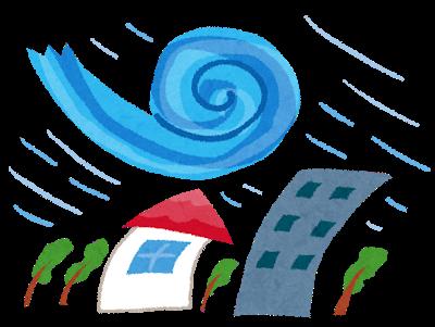 台風 天災 地震 生産管理